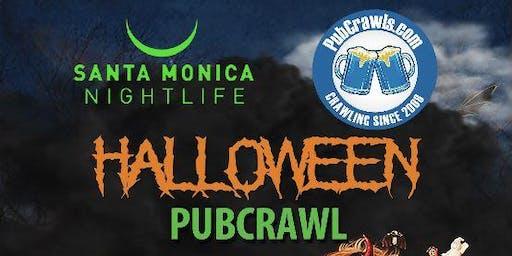 Santa Monica Halloween PubCrawl