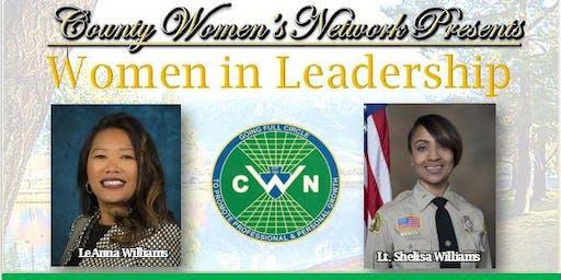 Women in Leadership Series #2