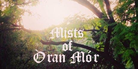 Sundays are for Soundbaths: Mists of Òran Mór ~ Into the Faerielands ~ tickets