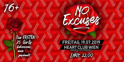 NoExcuses - Summer Edition 19.07.2019