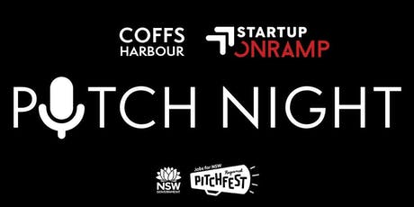 StartUp OnRamp Pitch Night tickets
