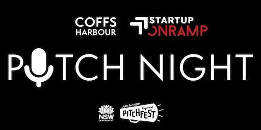 StartUp OnRamp Pitch Night