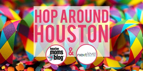 Hop Around Houston 2019 with Topgolf Webster tickets