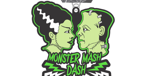 2019 Monster Mash Dash 1 Mile, 5K, 10K, 13.1, 26.2 - Boston