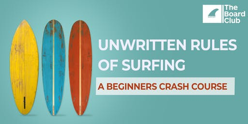 Free Beginners Surfing Crash Course