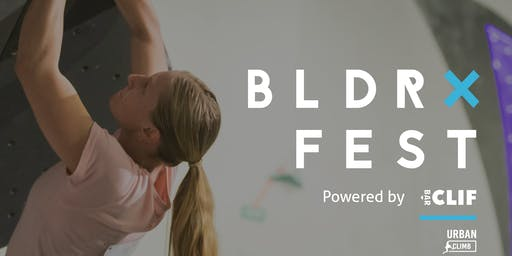 VIC - Boulderfest 2019 Powered By ClifBar