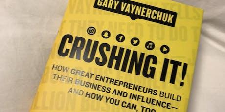 Virtual Business Book Club tickets