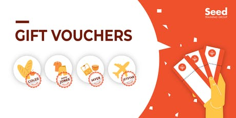End of Financial Year Gift Vouchers tickets