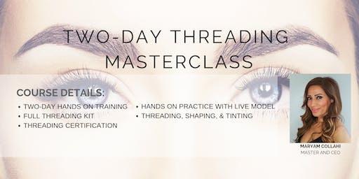 Two-Day Threading Masterclass