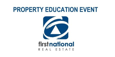 Property Education Event (POST ELECTION / POST ROYAL-COMMISSION) tickets