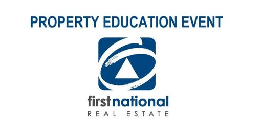 Property Education Event (POST ELECTION / POST ROYAL-COMMISSION)