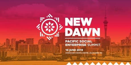 New Dawn Pacific Social Enterprise Summit tickets