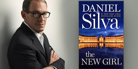 Daniel Silva in conversation with Jamie Gangel at Books & Books! tickets