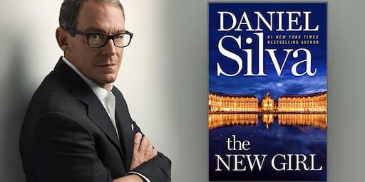Daniel Silva in conversation with Jamie Gangel at Books & Books!