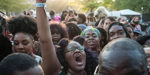 Afro Soca Love: Oakland **Block Party**