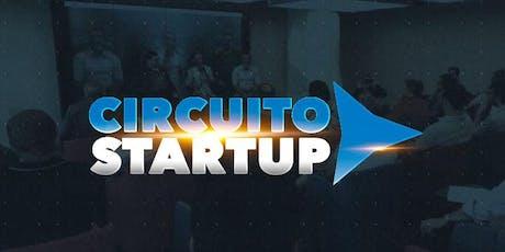 Circuito Startup São Paulo ingressos