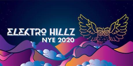 ELEKTRO HILLZ FESTIVAL NEW YEARS 2019/20 tickets