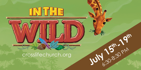 IN THE WILD! VBS tickets