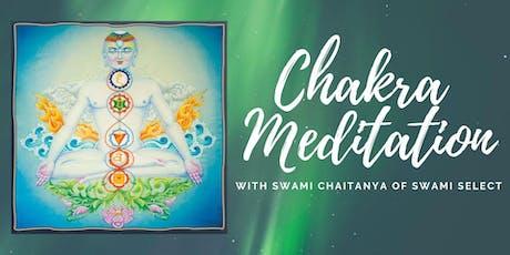 Sitting with Swami - A Chakra Meditation tickets