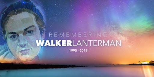 Jackson Walker Lanterman Memorial Service