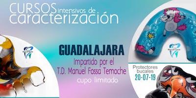 Taller de Caracterización de Placas de Ortodoncia y Protectores