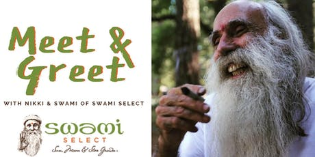Swami Select In Store Meet & Greet: Harborside Oakland tickets