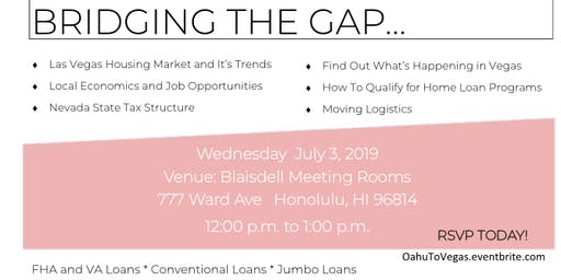 Bridging the Gap-Oahu