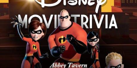 Disney Movie Trivia tickets