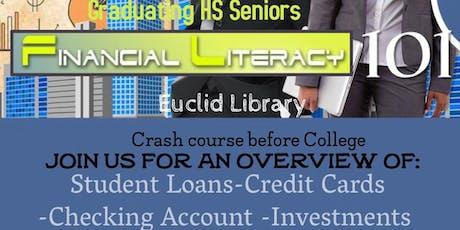 Money Management Before College tickets