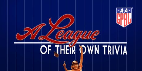 "A League Of Their Own ""Brunch"" Trivia tickets"