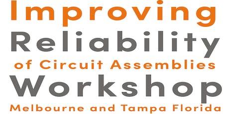 Reliability of Circuit Assemblies Workshop - Melbourne tickets