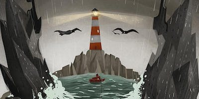 Black Hole Theatre: The Last Lighthouse Keeper - Fitzroy Town Hall Reading Room