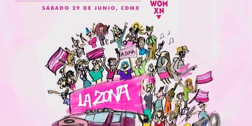LA ZONA PRIDE 2019