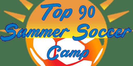 Top 90 Summer Soccer Camp