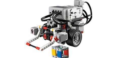 Curiosity Crew: Lego Mindstorms EV3 - Glenroy Library tickets