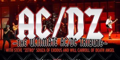AC/DZ - The Ultimate AC/DC Tribute w/CRÜELLA, All Wömen, All Crüe