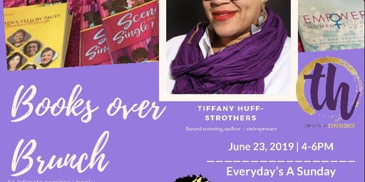 Books or Brunch with Tiffany Huff-Strothers