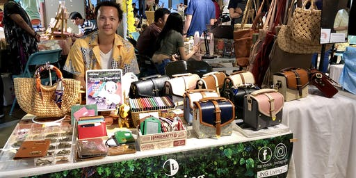 JNG Living @ D2 Place One[SOHO MARKET好·世界市集]ตลาด