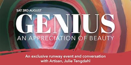 Genius by Tengdahl tickets