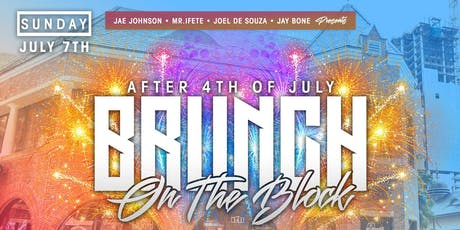 Brunch On The Block tickets