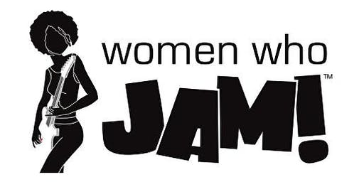 NABFEME ATL Presents Women Who Jam!