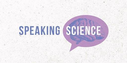 Speaking Science Retreat