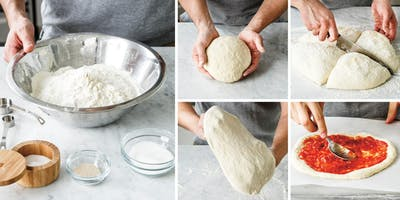Démo culinaire - La pâte à pizza - Boutique + Café RICARDO Saint-Lambert