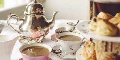 Boozy Tea Time: Women in Tech Edition