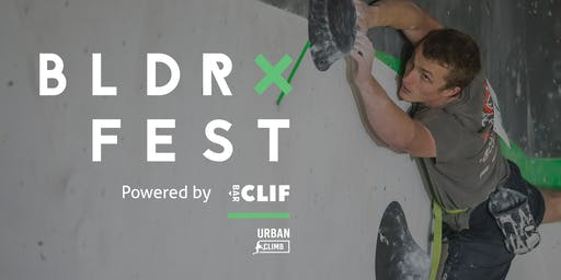 QLD - Boulderfest 2019 Powered By ClifBar