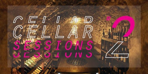 CELLAR SESSIONS (LIMITED TICKETS ON SALE)