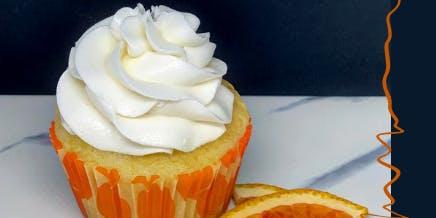 Cupcakes & Cocktails - Sparkling Blood Orange