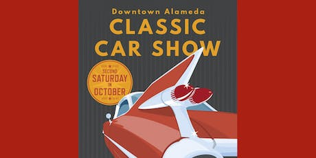 26th Annual Downtown Alameda Classic Car Show tickets