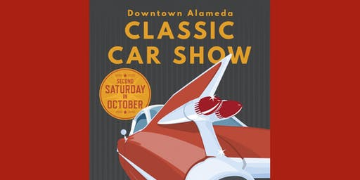 26th Annual Downtown Alameda Classic Car Show