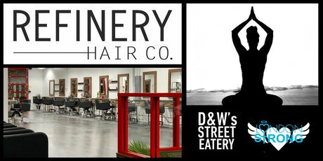 Breathe & Brunch at the Refinery!  tickets